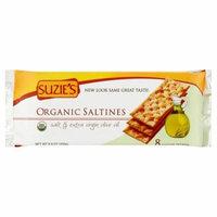 Suzies Cracker Saltd Oovo Org,8.8 Oz (Pack Of 12)