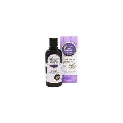 Pure Shea Body Oil Lavender - 9 fl. oz. by Out Of Africa (pack of 3)