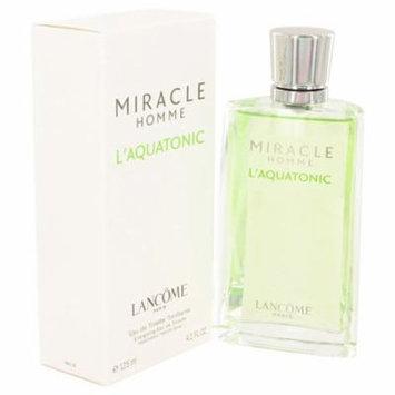 MIRACLE L'AQUATONIC by LancomeEau De Toilette Spray 4.2 oz-Men