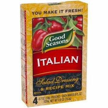 Good Seasons Salad Dressing & Recipe Mix, Italian, 0.7 oz (Pack of 12)