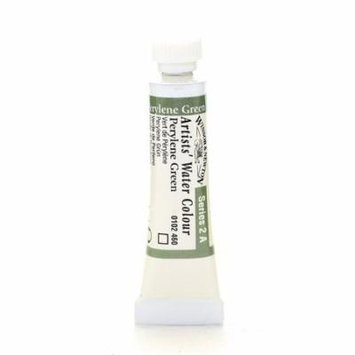 Professional Water Colours perylene green, 5 ml, 460 (pack of 2)