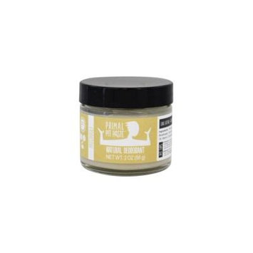 Natural Deodorant Jar Patchouli - 2 oz. by Primal Pit Paste (pack of 1)