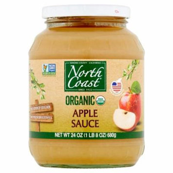 North Coast Applesauce Jar Org,24 Oz (Pack Of 12)