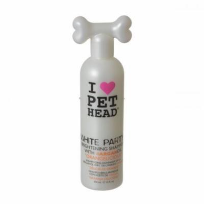 Pet Head White Party Brightening Shampoo - Orangelicious 12 oz (354 ml) - Pack of 6