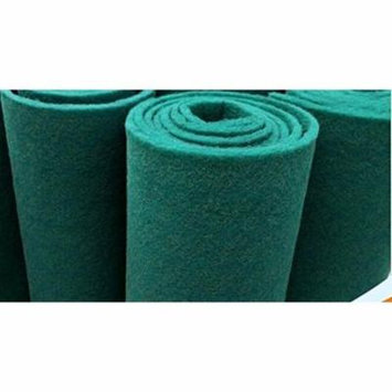 Set of 4 Cut to Size Scouring Pad Rolls - Green