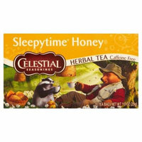 Celestial Seasonings Tea Honey Sleepytime,20 Bg (Pack Of 6)