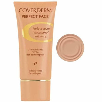 CoverDerm Perfect Face Concealing Found 3A, 1 Ounce