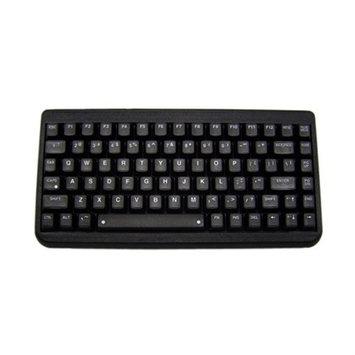 Tg3 Electronics TG-3 BL82 Keyboard - Cable Connectivity - USB Interface - 82 Key - QWERTY Keys Layout
