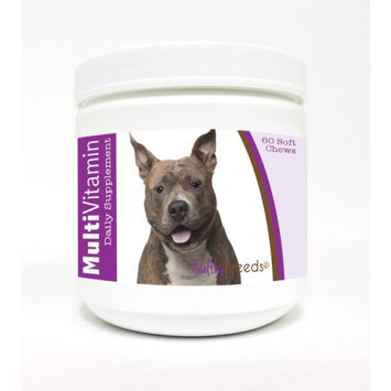 Healthy Breeds Dog Urinary Tract Support Cranberry Chewables for American Staffordshire Terrier 75 Count