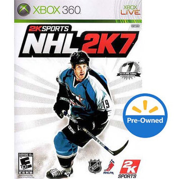 Kush Games, Inc. NHL 2K7 (Xbox 360) - Pre-Owned