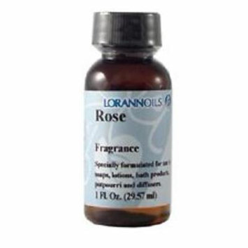 LorAnn Rose Fragrance Oil 1 oz Food Grade Reed Diffusers Soaps Candles Potpourri Brand New