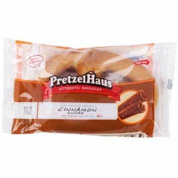 TableTop King PretzelHaus 6 oz. Cinnamon Sugar Pretzel - 50/Case