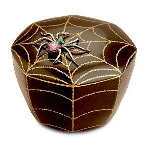 L'Objet - Safari Spider Noir Candle - Vetiver D'Orient