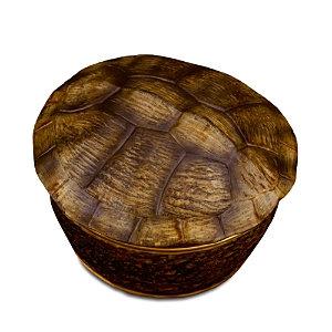 Turtleshell-Lidded Candle - L'Objet