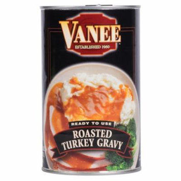 TableTop King 550VT 50 oz. Can Roasted Turkey Gravy - 12/Case