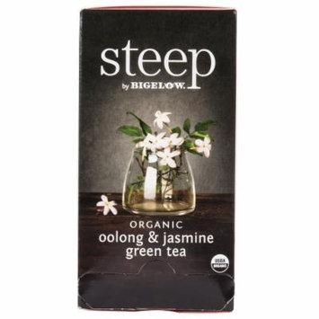TableTop King Steep By Bigelow Organic Oolong and Jasmine Green Tea - 20/Box