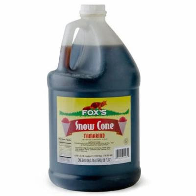TableTop King Tamarind Snow Cone Syrup 1 Gallon