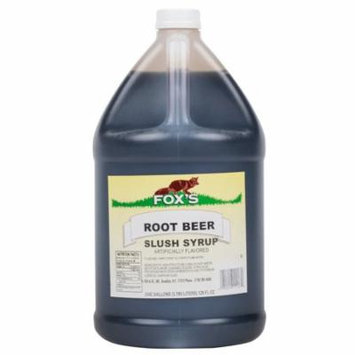 TableTop King 1 Gallon Root Beer Slush Syrup - 4/Case