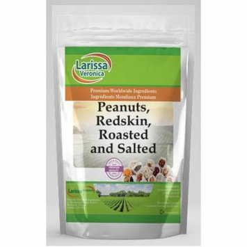 Peanuts, Redskin, Roasted and Salted (8 oz, ZIN: 526000) - 2-Pack