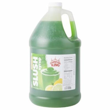 TableTop King 1 Gallon Lemon Lime Slushy Syrup