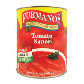 #10 Can Tomato Sauce - 6/Case By TableTop King