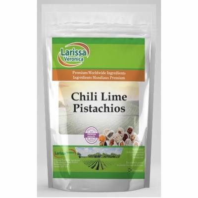 Chili Lime Pistachios (16 oz, ZIN: 526307) - 3-Pack