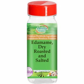 Edamame, Dry Roasted and Salted (4 oz, ZIN: 526159) - 2-Pack