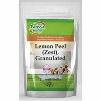 Lemon Peel (Zest), Granulated (8 oz, ZIN: 526543) - 3-Pack