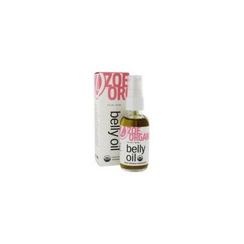 Organic Belly Oil - 2 fl. oz. by Zoe Organics (pack of 3)