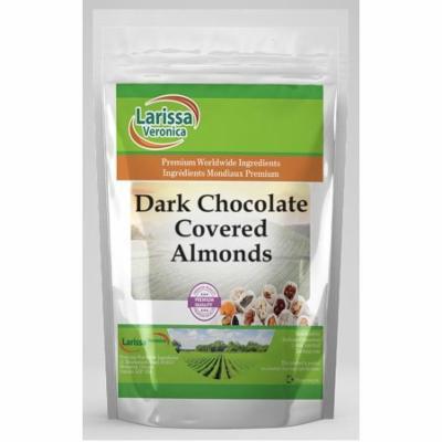 Dark Chocolate Covered Almonds (16 oz, ZIN: 526331) - 2-Pack