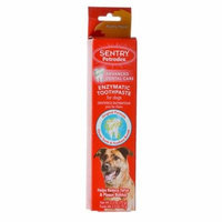 Petrodex Enzymatic Toothpaste for Dogs & Cats Poultry Flavor - 2.5 oz - Pack of 4