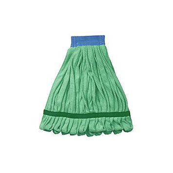 Continental A10102 Green Anti-Microbial Looped Mop 5