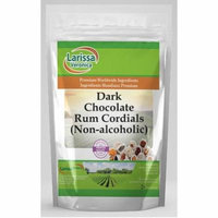 Dark Chocolate Rum Cordials (Non-alcoholic) (4 oz, ZIN: 526044) - 2-Pack