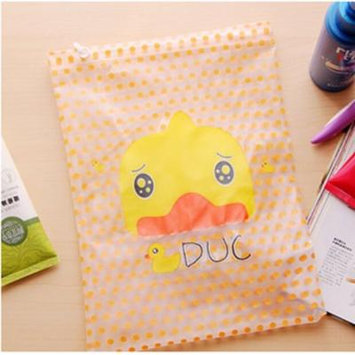 Mosunx Cute Waterproof Travel Cosmetic Makeup Bag Toiletry Storage Pouch Duck