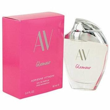 3 Pack - Adrienne Vittadini Glamour Eau de Parfum Spray for Women 3 oz
