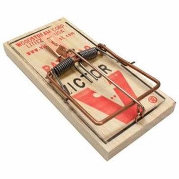 M200 Rat Trap Reg. Bulk Victor, Woodstream Corporation, EACH, EA, Kiln dried, cl