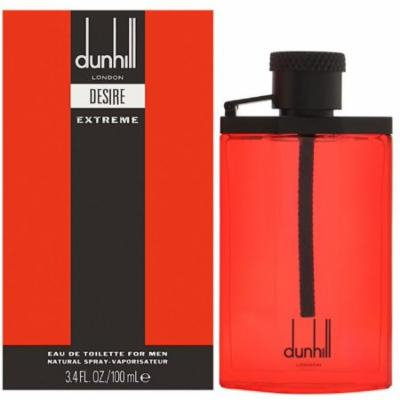 3 Pack - Desire Red Extreme By Alfred Dunhill Eau de Toilette Spray for Men 3.4 oz
