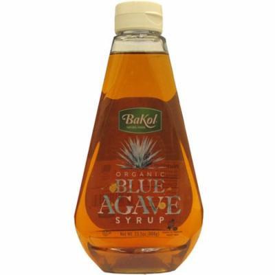 Bakol Kosher Organic Blue Agave Syrup - 23.5 OZ