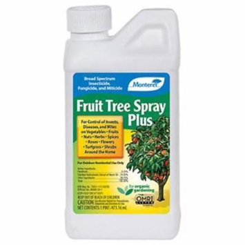 PT Organic Fruit Tree Spray Plus Concentrate Broad Spectrum Insecticide