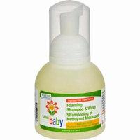 Lafe's Natural And Organic Baby Foaming Shampoo And Wash - 12 Fl Oz