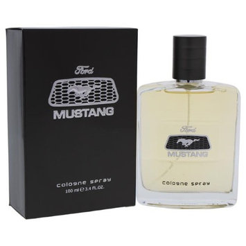 First American Brands M-5434 Ford Mustang Cologne Spray for Mens - 3.4 oz