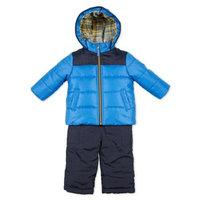 carter's® 2-Piece Snowsuit in Blue