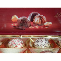 LAMINATED POSTER Chocolate Candy Candy Box Of Chocolates For Tea Poster 24x16 Decal
