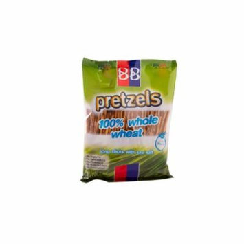 Great Value!!! Beigel Beigel Whole Wheat Long Sticks with Sea Salt Pack of 3 5 oz bags