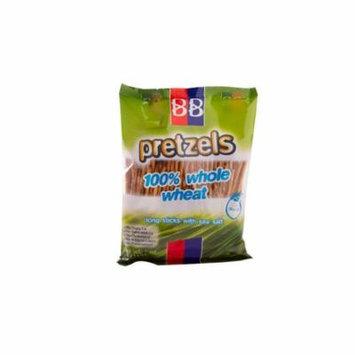 Beigel Beigel Whole Wheat Long Sticks with Sea Salt 5 oz bag