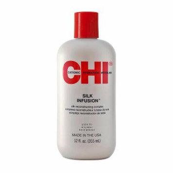Chi Styling Silk Infusion Hair Serum-12 oz.