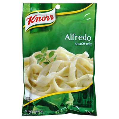 Knorr Alfredo Sauce Mix 1.6 oz Pouches (Pack of 2)