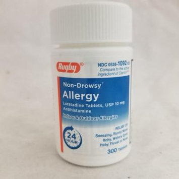 Rugby Allergy 24hr Tablets 10mg, 300ct 305361092030S1100