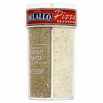 Delallo Seasoning Pizza 4Vrty,3.2 Oz (Pack Of 12)
