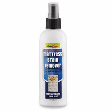 Mattress Stain Spot Remover Cleaning Spray, 8 oz. - Professional Strength